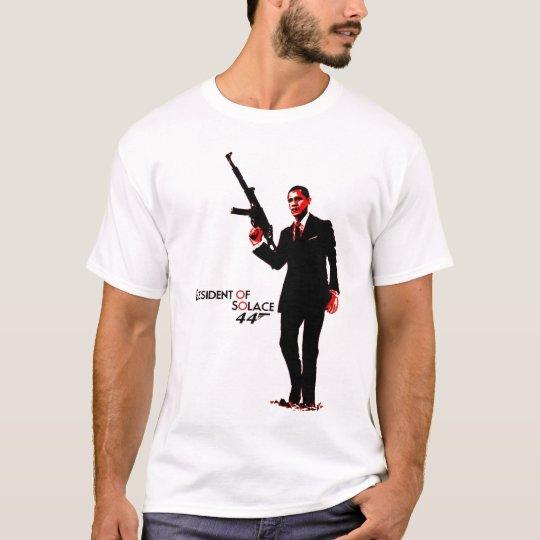 Barack Obama President of Solace T-Shirt
