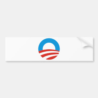 barack obama president usa logo elections 2012 bumper sticker