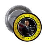 Barack Obama - Presidential Seal Button