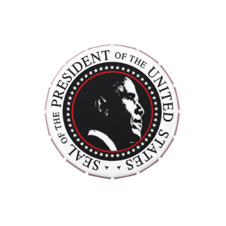Barack Obama Presidential Seal Candy Tins