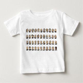 Barack Obama - Presidents Of The United States Baby T-Shirt