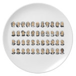 Barack Obama - Presidents Of The United States Party Plate