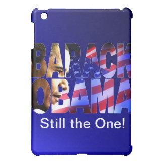 Barack Obama Profile Cutout - Apple Custom iPad Ca iPad Mini Covers