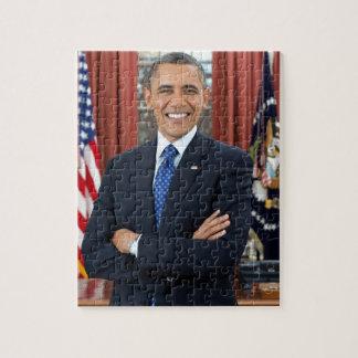 Barack Obama Jigsaw Puzzles