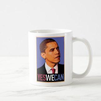 "Barack Obama ""que podemos"" asaltar sí Taza"