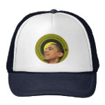 Barack Obama que vive el gorra ideal del camionero
