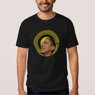 Barack Obama que vive las camisetas ideales Playeras