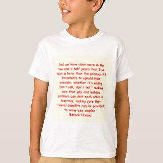 barack obama quote T-Shirt