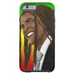 Barack Obama Rasta Reggae iPhone Tough iPhone 6 Case