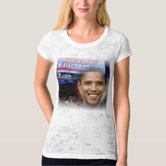 Barack Obama Re-election as President of the USA Shirt