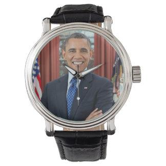 Barack Obama Reloj De Mano