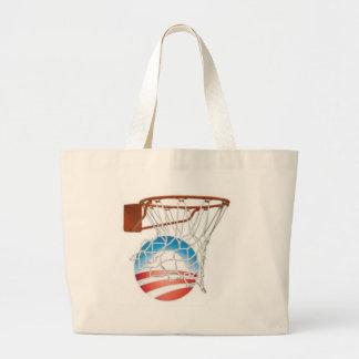 Barack Obama Scores in 2012! Canvas Bag