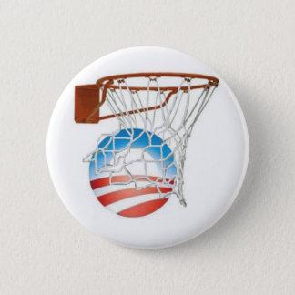 Barack Obama Scores in 2012! Button