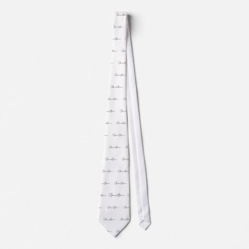 Barack Obama Signature Series (Black) Tie