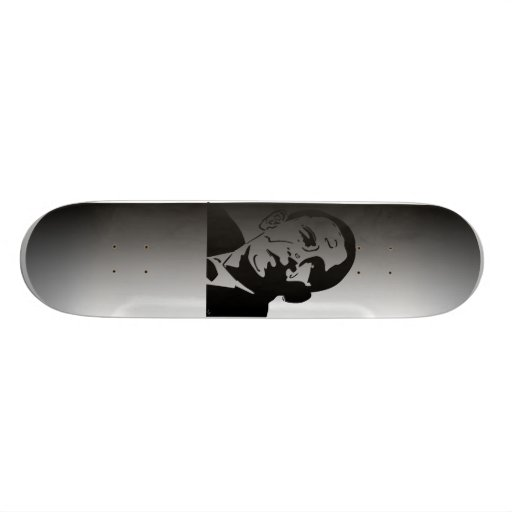 Barack Obama Skateboard
