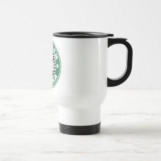 Barack Obama Star Caffeine Travel Mug