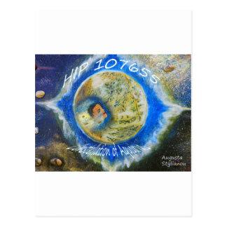 Barack Obama Star Postcard