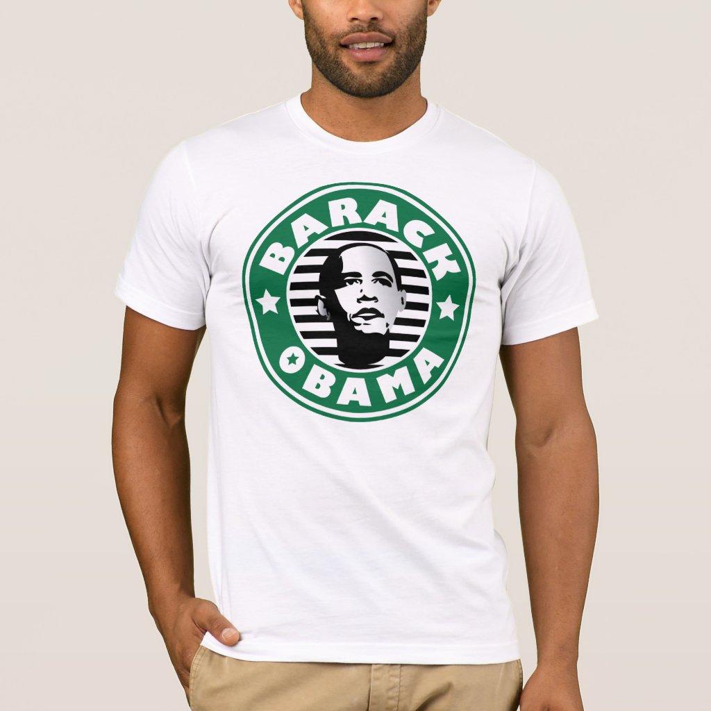 Barack Obama Star T-Shirt
