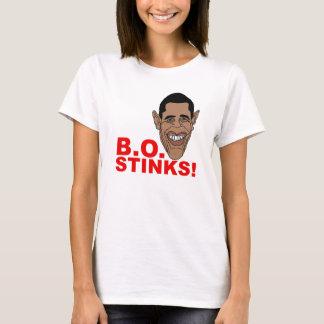 Barack Obama Stinks! T-Shirt
