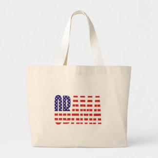 Barack Obama Support USA Flag Tees Gifts Tote Bags