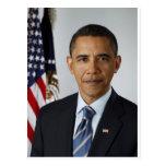 Barack Obama Tarjeta Postal