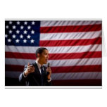 Barack Obama Tarjeton