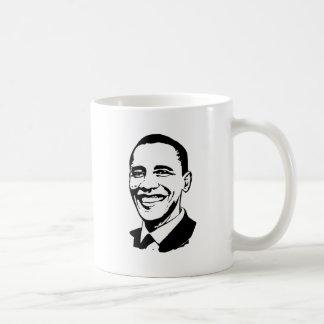 Barack Obama Tazas