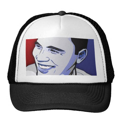 Barack Obama - That One Mesh Hat