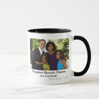 "Barack Obama, ""the essence of cool"" Mug"