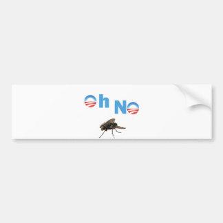 Barack Obama the Fly Killer Car Bumper Sticker