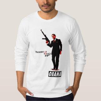 Barack Obama The President Of Solace T-shirt