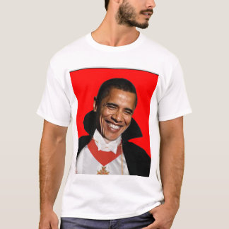 Barack Obama The Scariest One T-Shirt