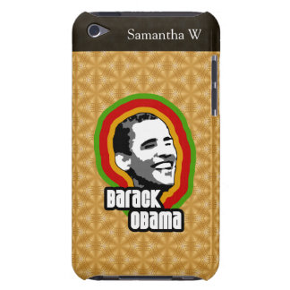 Barack Obama Throwback Barely There iPod Covers
