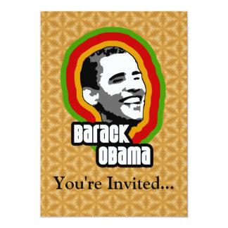 Barack Obama Throwback Card