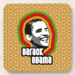 Barack Obama Throwback Coaster