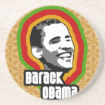 Barack Obama Throwback Drink Coaster