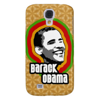 Barack Obama Throwback Galaxy S4 Cover