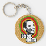 Barack Obama Throwback Key Chains