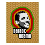 Barack Obama Throwback Poster