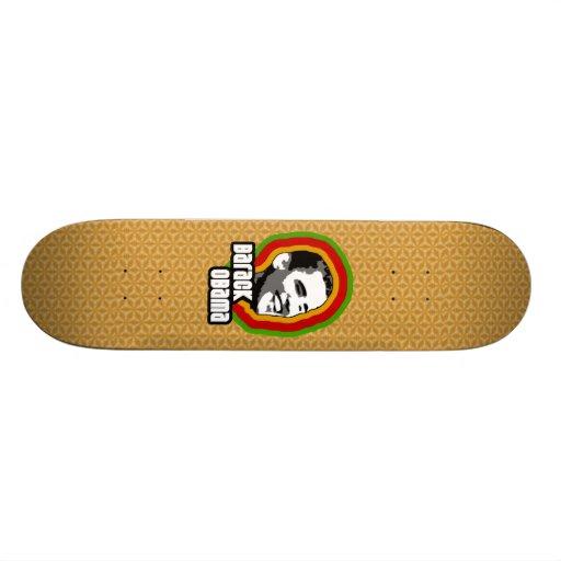 Barack Obama Throwback Skateboards