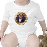 Barack Obama Traje De Bebé