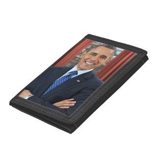 Barack Obama Tri-fold Wallet