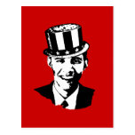 Barack Obama Uncle Sam Post Cards