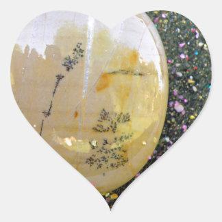 Barack Obama Venus Heart Sticker