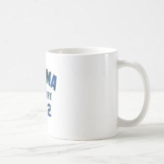 Barack Obama Victory 2012 Classic White Coffee Mug