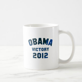 Barack Obama Victory 2012 Coffee Mug