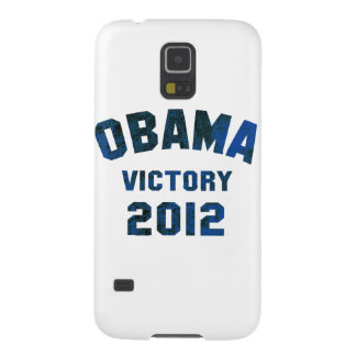 Barack Obama Victory 2012 Galaxy S5 Cover