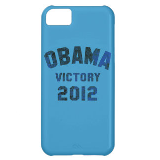 Barack Obama Victory 2012 iPhone 5C Cover
