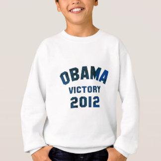 Barack Obama Victory 2012 Sweatshirt