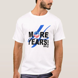 Barack Obama Victory 4 more years T-Shirt